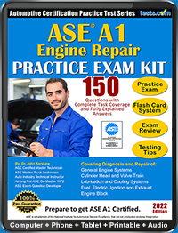 ASE A1 Practice Test - Engine Repair